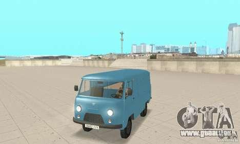 UAZ-3741 pour GTA San Andreas