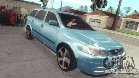 Opel Astra 1999 pour GTA San Andreas