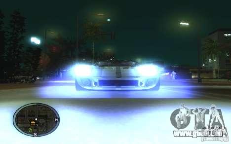 Xenon v4 pour GTA San Andreas