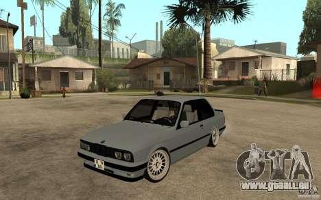 BMW E30 CebeL Tuning für GTA San Andreas