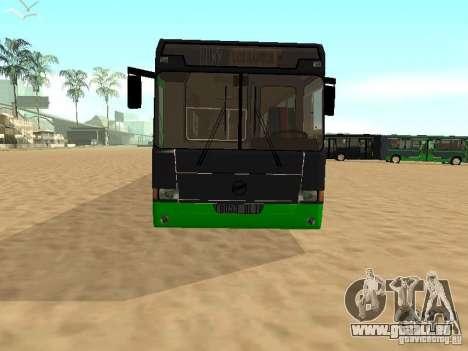 LIAZ 6212 pour GTA San Andreas vue de droite