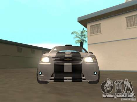 Chevrolet Cobalt Tuning für GTA San Andreas