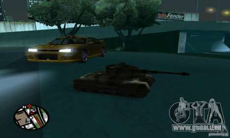 RC Fahrzeuge für GTA San Andreas sechsten Screenshot