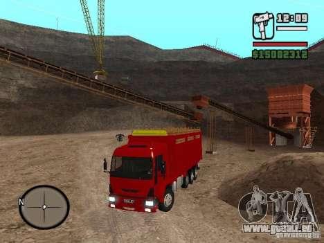 Ford Cargo 3227 pour GTA San Andreas