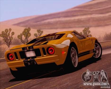 SA_NGGE ENBSeries v1.1 pour GTA San Andreas huitième écran