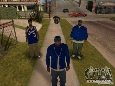 Piru Street Crips für GTA San Andreas