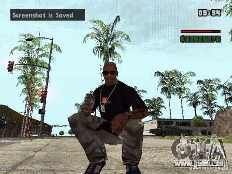 Granatwerfer für GTA San Andreas zweiten Screenshot