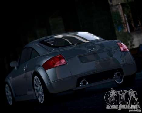 Audi TT 2004 pour GTA 4 est un droit