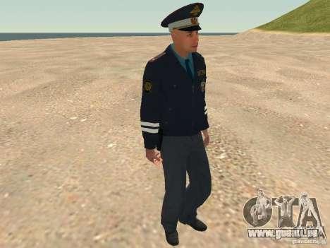 Major DPS pour GTA San Andreas dixième écran
