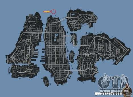 Green Island 1.0 pour GTA 4 troisième écran