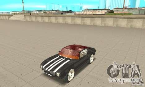 Pontiac Flamingo für GTA San Andreas