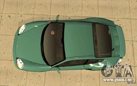 Porsche 911 Turbo für GTA San Andreas rechten Ansicht