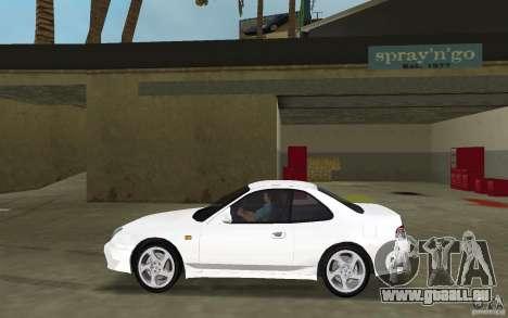 Honda Prelude 2.2i pour une vue GTA Vice City de la gauche