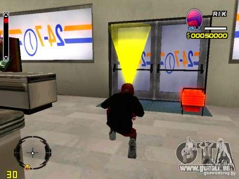 Haut-Penner-v1 für GTA San Andreas her Screenshot