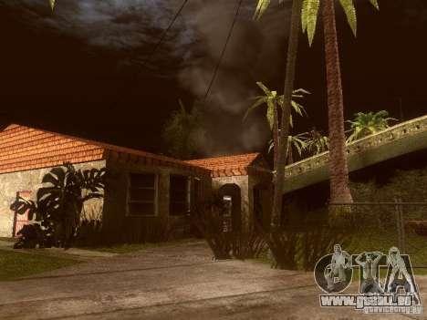 Atomic Bomb für GTA San Andreas siebten Screenshot