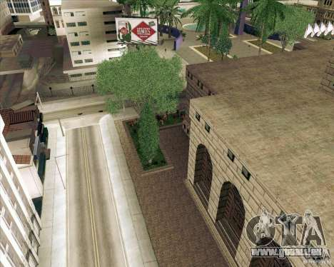 Los Santos City Hall für GTA San Andreas sechsten Screenshot