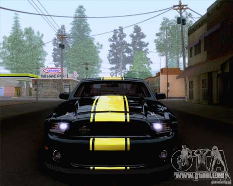 ENBSeries by ibilnaz v 3.0 pour GTA San Andreas