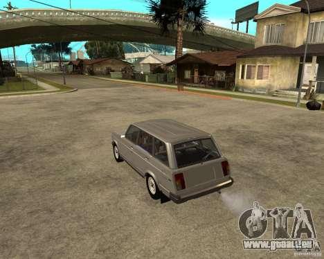 VAZ 21047 für GTA San Andreas linke Ansicht