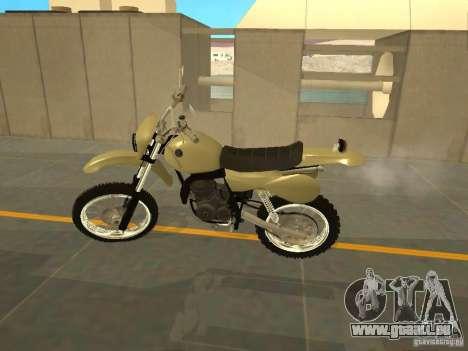 Moto Čezet pour GTA San Andreas