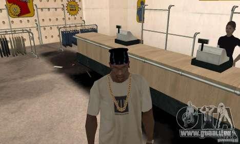 Bandana-batman für GTA San Andreas