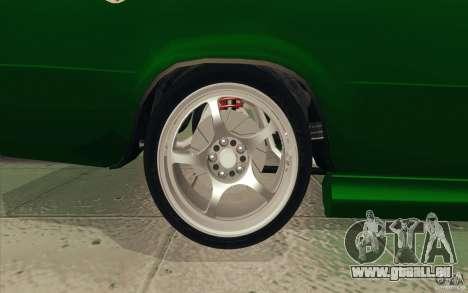 VAZ 2101 Lada Sport für GTA San Andreas Motor