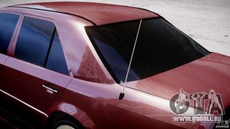 Mercedes-Benz W124 E500 1995 pour GTA 4