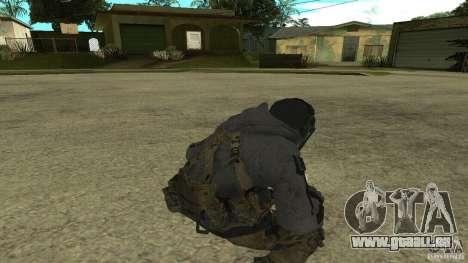 Ghost pour GTA San Andreas quatrième écran