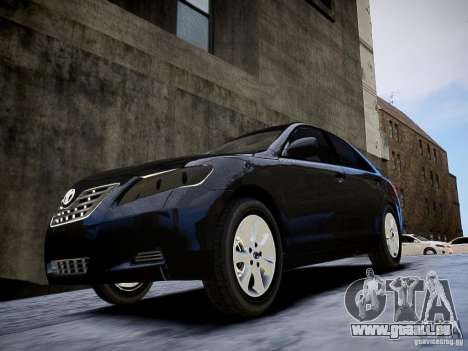 Toyota Camry für GTA 4 rechte Ansicht
