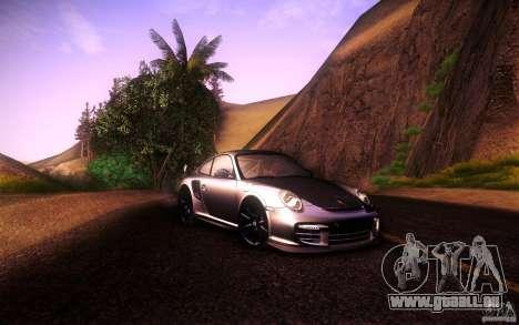 Porsche 911 GT2 RS 2012 für GTA San Andreas rechten Ansicht