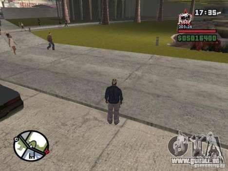 Todas Ruas v3.0 (Las Venturas) pour GTA San Andreas neuvième écran