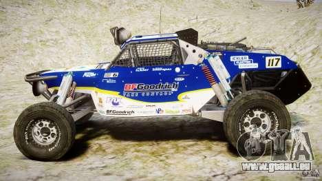 Jimco Buggy für GTA 4 Innenansicht