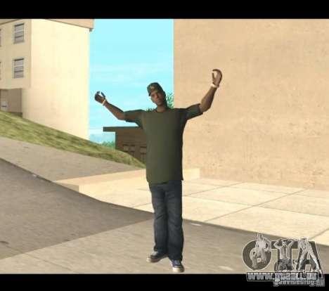 Family Skins Pack pour GTA San Andreas sixième écran