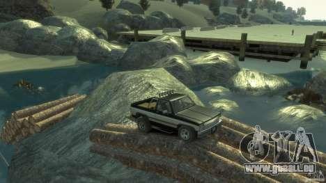 4x4 Trail Fun Land für GTA 4 fünften Screenshot