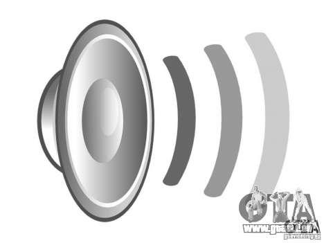 Neue Klänge für GTA San Andreas