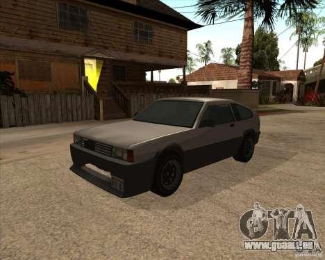 Verbesserte Blistac für GTA San Andreas