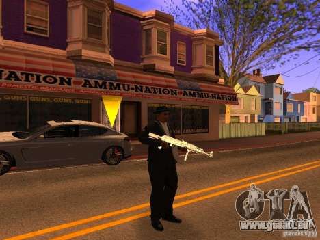Sound pack for TeK pack pour GTA San Andreas