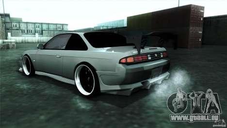 Nissan 200sx für GTA San Andreas zurück linke Ansicht
