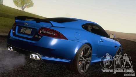 Jaguar XKR-S 2011 V1.0 für GTA San Andreas