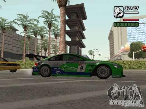 Alpina B6 GT3 pour GTA San Andreas vue de droite