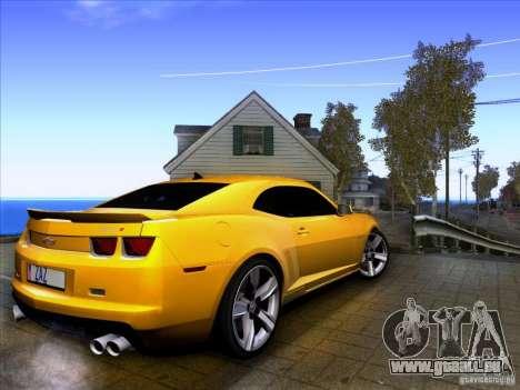 Realistic Graphics HD 2.0 pour GTA San Andreas troisième écran