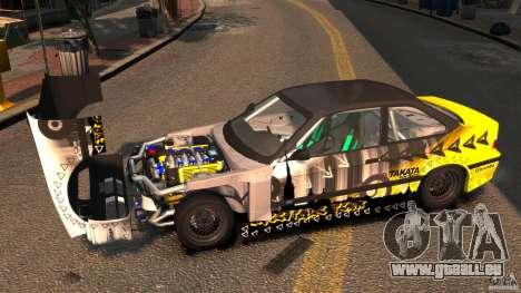 BMW M3 E36 FSC pour GTA 4 est un droit