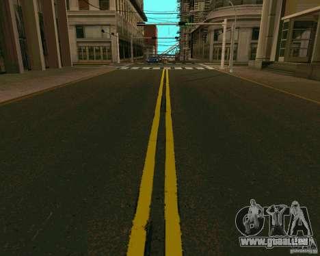 GTA 4 Roads pour GTA San Andreas deuxième écran