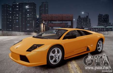 Lamborghini Murcielago für GTA 4