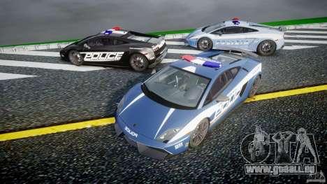 Lamborghini Gallardo LP570-4 Superleggera 2011 für GTA 4 Unteransicht