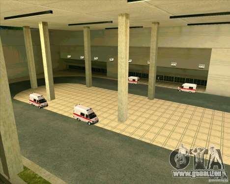 Véhicules stationnés v2.0 pour GTA San Andreas onzième écran