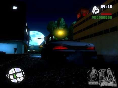 ENBSeries Medium PC pour GTA San Andreas troisième écran