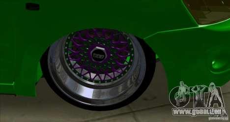 Lada Granta JDM pour GTA San Andreas vue de droite