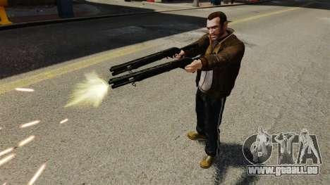 Dual spec pour GTA 4 quatrième écran