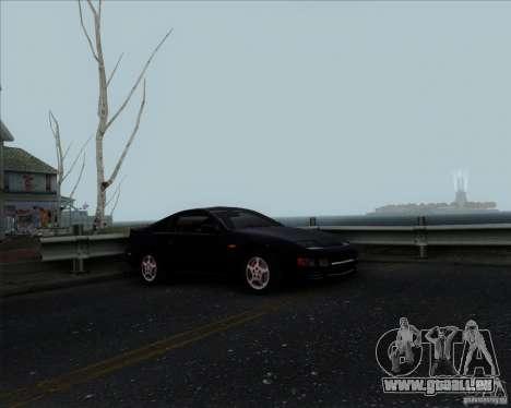 Nissan 300ZX für GTA San Andreas rechten Ansicht