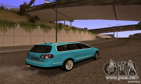 Grove Street v1.0 pour GTA San Andreas neuvième écran